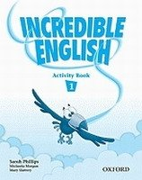INCREDIBLE ENGLISH 1 ACTIVITY BOOK