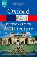 Oxford Dictionary of Architecture Third Edition (Oxford Paperback Reference)