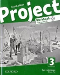 Project 3 Workbook with Audio CD and Online Practice 4th (International English Version) - Tom Hutchinson