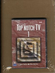 Top Notch 1 TV (DVD) with Activity Worksheets