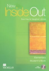 New Inside Out Elementary Student's Book + CD-ROM