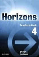 HORIZONS 4 TEACHER´S BOOK