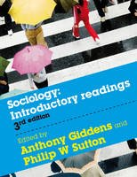 Sociology: Introductory Readings, 3ed