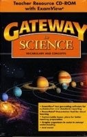 GATEWAY TO SCIENCE CD-ROM WITH EXAMVIEW PRO