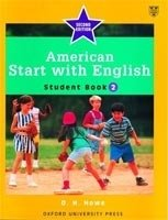 AMERICAN START WITH ENGLISH 2 STUDENT´S BOOK