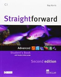 Straightforward 2nd Edition Advanced Student's Book & Webcode