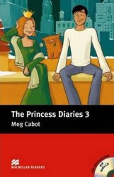 The Princess Diaries 3 (with audio CD) - Pre-inter - Meg Cabot