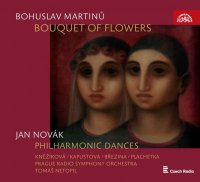 Kytice / Bouquet of Flowers - CD - Martinů Bohuslav