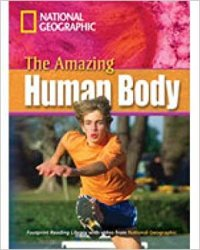 FOOTPRINT READERS LIBRARY Level 2600 - THE AMAZING HUMAN BODY + MultiDVD Pack
