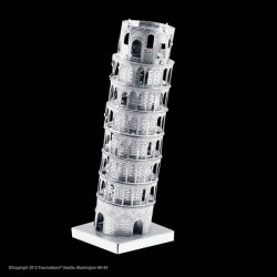 Metal Earth 3D puzzle: Tower of Pisa