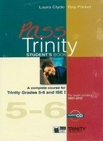 Pass Trinity 5-6 Student's Book + Audio Cd