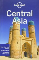 Lonely Planet Central Asia 6.