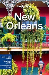 New Orleans / průvodce Lonely Planet (anglicky)