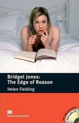 Macmillan Readers Intermediate: Bridget Jones´s: T. Edge.T. Pk with CD - Helen Fieldingová