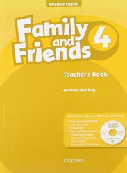 Family and Friends American English 4 Teacher´s Book CD-ROM Pack