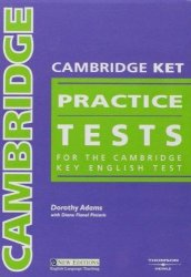 CAMBRIDGE KET PRACTICE TESTS AUDIO CDs /2/