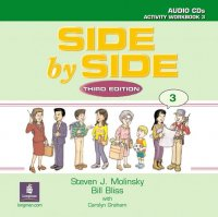 Side by Side 3 Activity Workbook 3 Audio CDs (2)