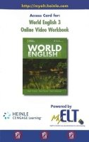 WORLD ENGLISH 3 ONLINE VIDEO WORKBOOK