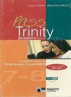 PASS TRINITY 7-8 STUDENT´S BOOK + CD