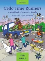 CELLO TIME RUNNERS with AUDIO CD