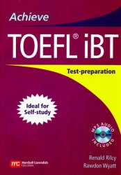 ACHIEVE TOEFL IBT Test-Preparation Guide