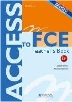 ACCESS TO FCE Updated 2008 Exam TEACHER´S BOOK