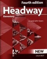 NEW HEADWAY FOURTH EDITION ELEMENTARY WORKBOOK PACK without ...