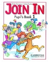 Join in 1 Pupil´s Book - Gerngross, G.