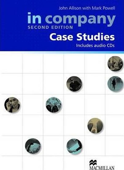 In Company all levels 2nd Ed.: Case Studies - Mark Powell