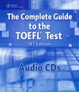 THE COMPLETE GUIDE TO THE TOEFL IBT 4th Edition AUDIO CDs /1...
