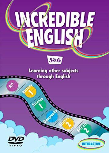 Incredible English: Level 5 & 6 - DVD