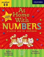 AT HOME WITH NUMBERS (Age 3-5) - ACKLAND, J.