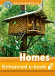 Oxford Read and Discover Level 5: Homes Around the World OLB...