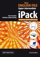 NEW ENGLISH FILE UPPER INTERMEDIATE iPACK SINGLE COMPUTER - KOENIG, Ch., LATHAM, OXENDEN, C.