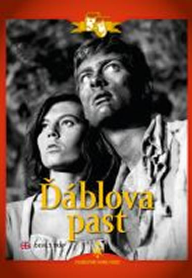 Ďáblova past - DVD digipack