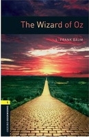 Oxford Bookworms Library New Edition 1 the Wizard of Oz with Audio CD Pack - BAUM, L. F.