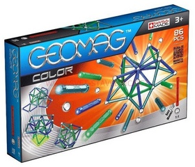 Geomag Color 86 pcs