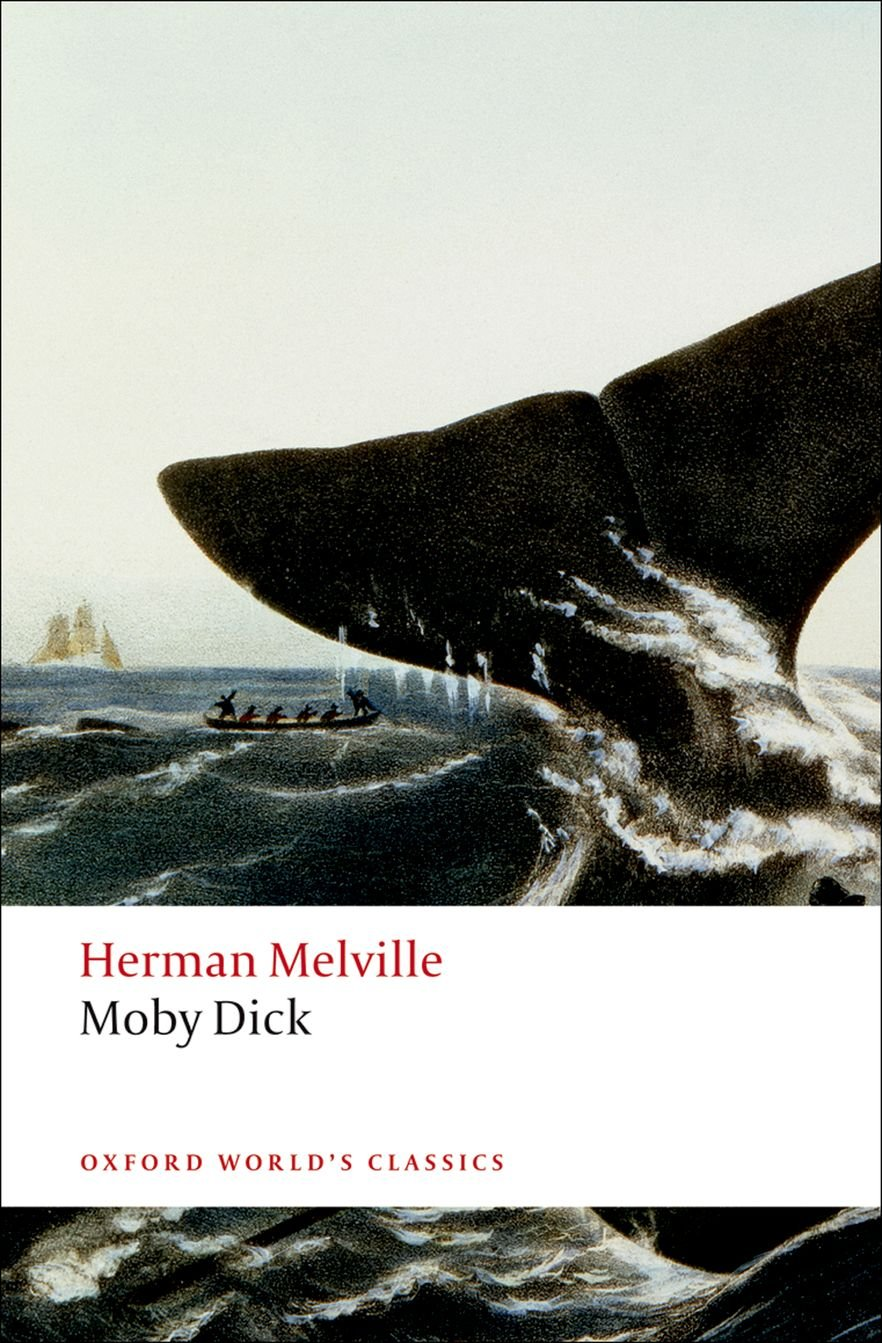 MOBY DICK (Oxford World´s Classics New Edition) - MELVILLE, ...