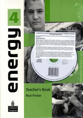 Energy 4 - Teachers Book Pack - Rod Fricker