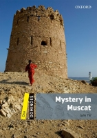 DOMINOES Second Edition Level 1 - MYSTERY IN MUSCAT + MultiR...