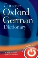 CONCISE OXFORD GERMAN DICTIONARY 3rd Edition - OXFORD DICTIO...