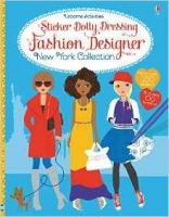 Sticker Dolly Dressing Fashion Designer New York Collection ...