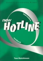 NEW HOTLINE INTERMEDIATE WORKBOOK - HUTCHINSON, T.