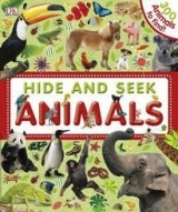 HIDE AND SEEK ANIMALS - DK