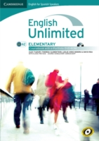 English Unlimited for Spanish Speakers Elementary Coursebook...