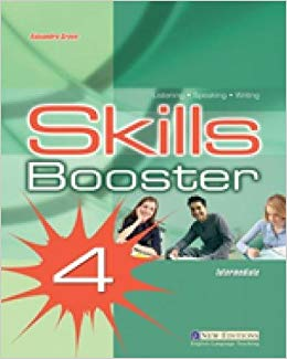 SKILLS BOOSTER 4 STUDENT´S BOOK - GREEN, A.