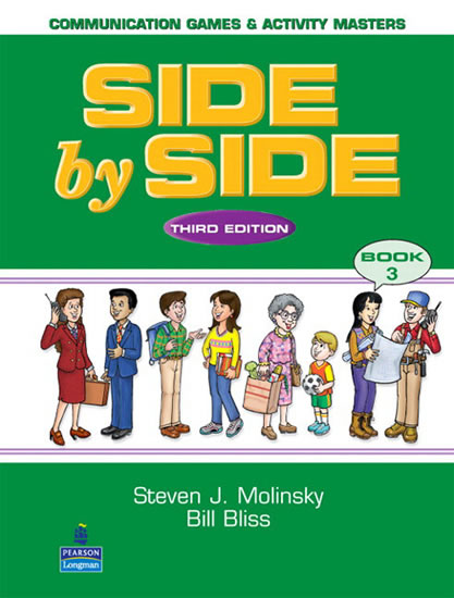Side By Side 3 Communication Games - Steven J. Molinsky