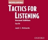DEVELOPING TACTICS FOR LISTENING Second Edition CLASS AUDIO ...
