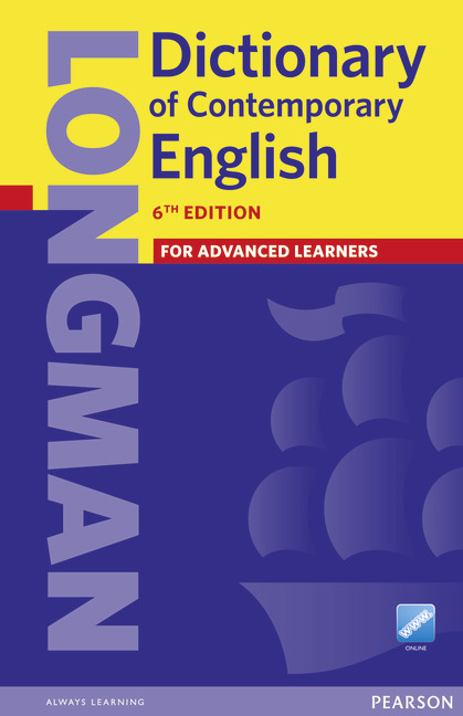Longman Dictionary of Contemporary English 6 online 1 year s...