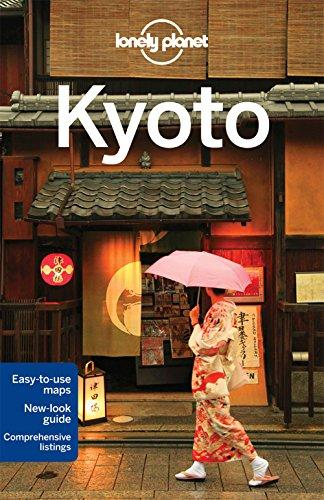 Kyoto / průvodce Lonely Planet (anglicky) - Chris Rowthorn